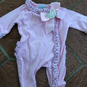 Mud Pie Baby Outfit